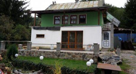 Predaj rekreačnej chaty s celoročným bývaním vo Zvolene, priehrada