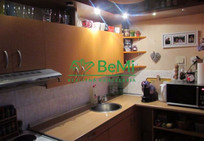 Predáme zrekonštruovaný 2 izbový byt v Zlatých Moravciach  (441-112-AFI)