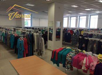 PRENAJATÉ -Ponúkame na prenájom obchodné priestory - Košice - Staré mesto