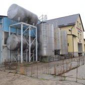Výrobný závod - mliekáreň na predaj, Svrčinovec, pozemok 7925 m2
