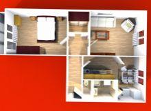 2 izbový byt v TOP lokalite