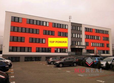 Kancelárske priestory od 19m2 - 280m2, lokalita pri Letisku Bratislava
