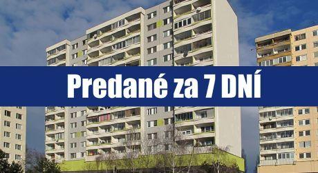 PREDANÉ ZA 7 DNÍ: Hľadáte príjemný domov v peknom bytovom dome vo výbornej lokalite? Tak 2G DE LUXE na Pečnianskej ulici vám ho poskytne