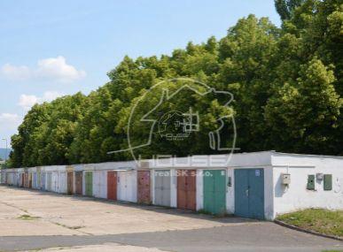 PREDAJ: samostatná murovaná garáž, Teplická ulica, BA III, Nové mesto