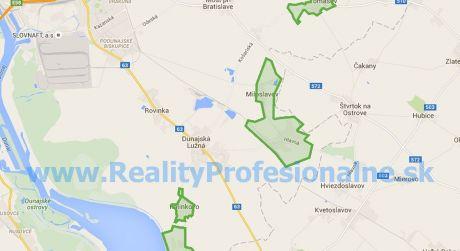 Predávate pozemok 500 m2 - 600 m2 v obci MILOSLAVOV? Máme klienta...