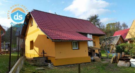Na predaj rodinný dom 1+1, 447 m2, Lednica okr.Púchov