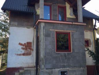 Dvojpodlažný 3 izbový rodinný dom v započatej rekonštrukcii
