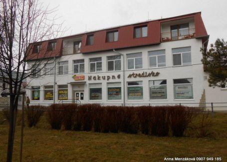 Na predaj polyfunkčná budova - Spišská Teplica okr.Poprad