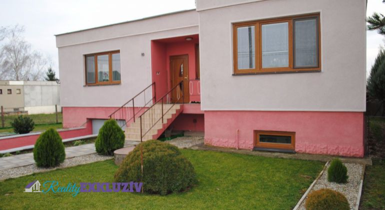 Predaj Rodinná vila Želiezovce