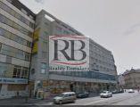 Kancelárske priestory v budove LUXOR, Štúrová, Bratislava I, 17,5m2