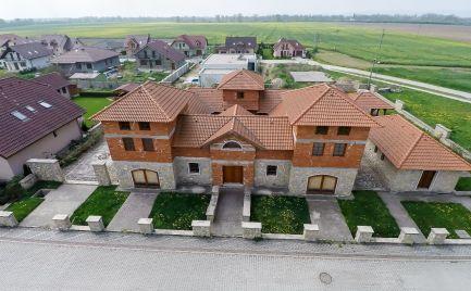 Luxusná rozostavaná rezidencia v Lúke, okres Nové Mesto nad Váhom.