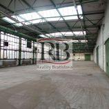 Výrobno-skladový priestor, Drevárska, Pezinok, 1380m2