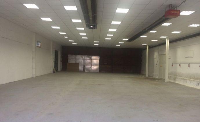 Prenájom HALY výrobnej/skladovej v Trnava-Zavar