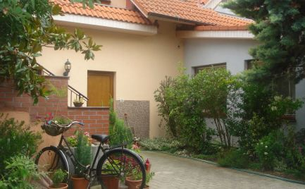 Nádherný rodinný dom pre náročných blízko centra v Šamoríne