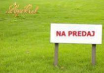 Na predaj stavebný pozemok v obci Cinobaňa