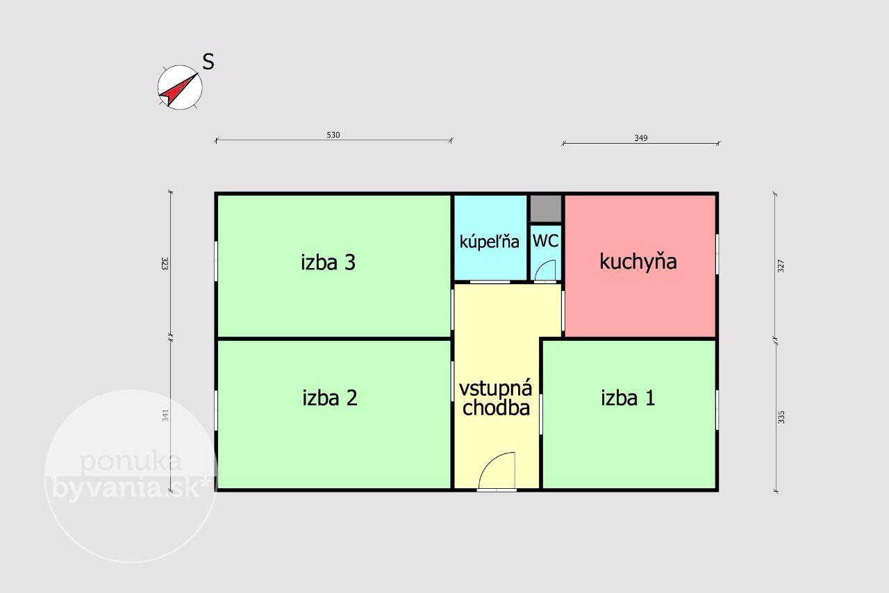 ponukabyvania.sk_Páričkova_3-izbový-byt_archív