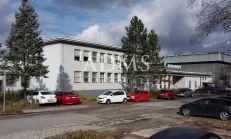 Administratívna budova v priemyselnom areáli, Beluša