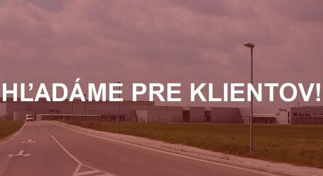 Priemyselný pozemok 12 000 m2 - 20 000 m2, Rača a okres Bratislava III, kúpa pozemku na sklady