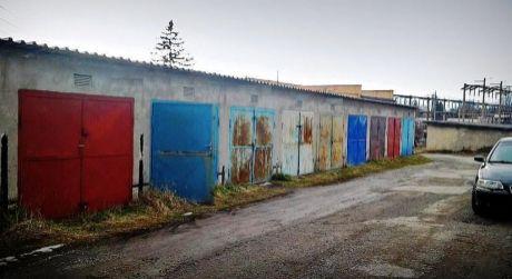 Predaj garáže v Banskej Bystrici
