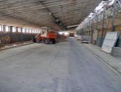 Výrobné priestory v obci Rišňovce, neďaleko Nitry na prenájom (600 - 2400m2)