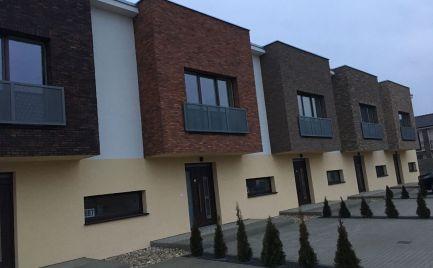 UŽ HOTOVÉ - Praktické a komfortné rodinné domy v radovej zástavbe v obci Horná Potôň