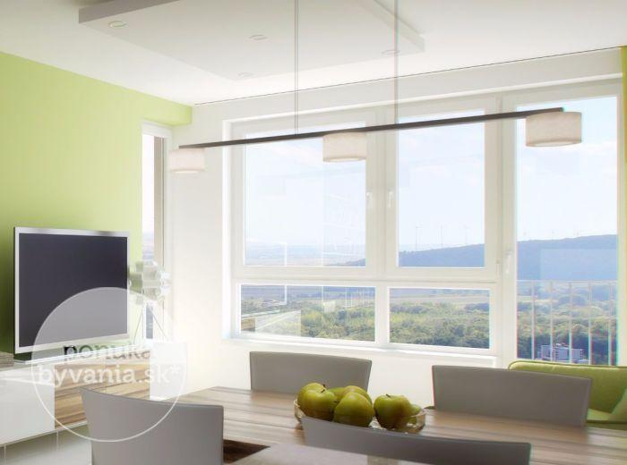 PREDANÉ - Rezidencie MACHNÁČ – Drotárska cesta, 2-i PENTHOUSE, 106 m2 – prestížne bývanie pri Horskom parku - TO NAJLEPŠIE NAKONIEC!