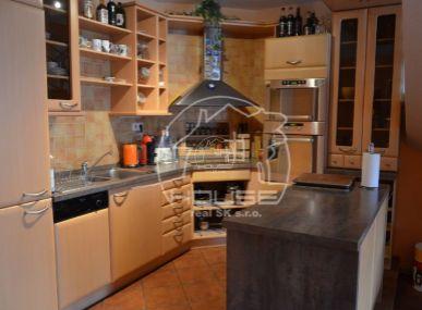 PREDAJ: 5 izbový byt, mezonet, Papraďova ulica, BA Ružinov
