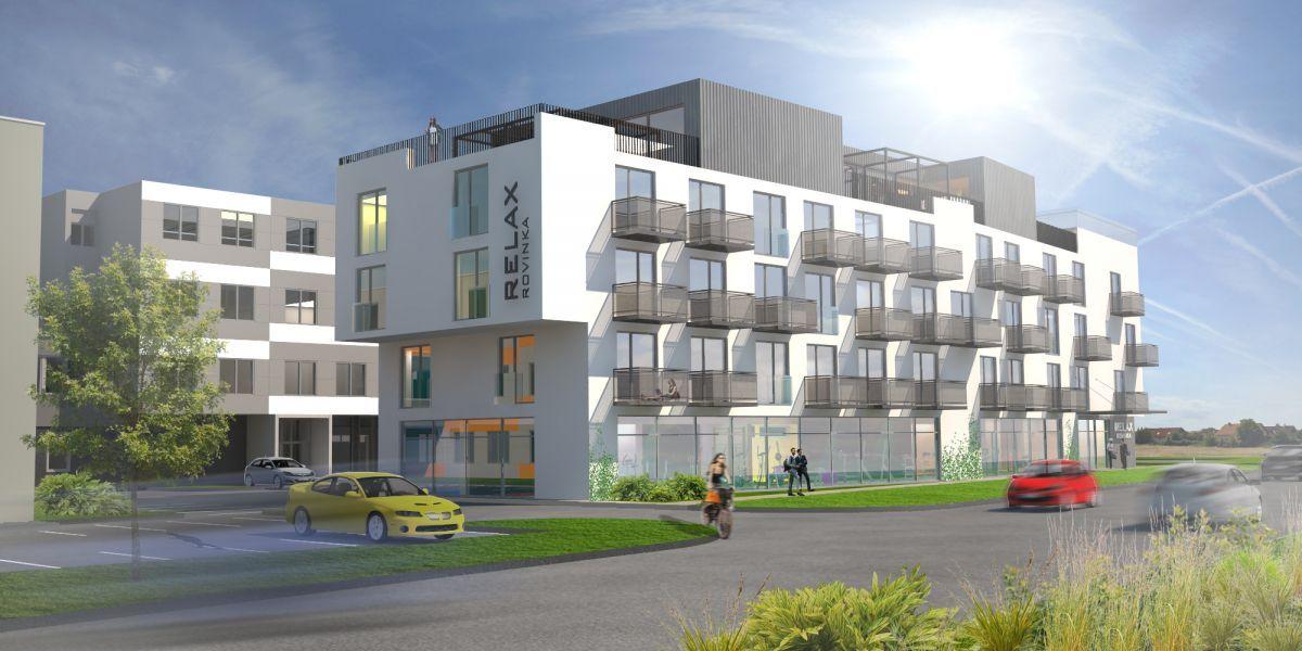 8207d6e54 Byt s balkónom v novostavbe – Rovinka