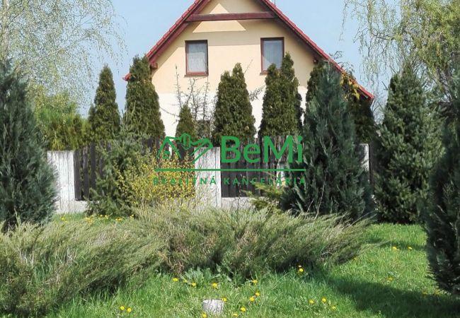 Predáme rodinný dom v Bolerázi-Klčovany (013-12-ZUG)