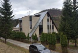 Rekreačné zariadenie/horský hotel v Slatinskej doline