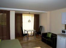 NA PRENÁJOM  -  Luxusný   1 izbový byt s balkónom