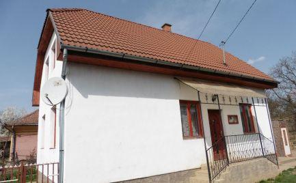 GEMINIBROKER Vám ponúka na predaj dom v obci Felsőkéked
