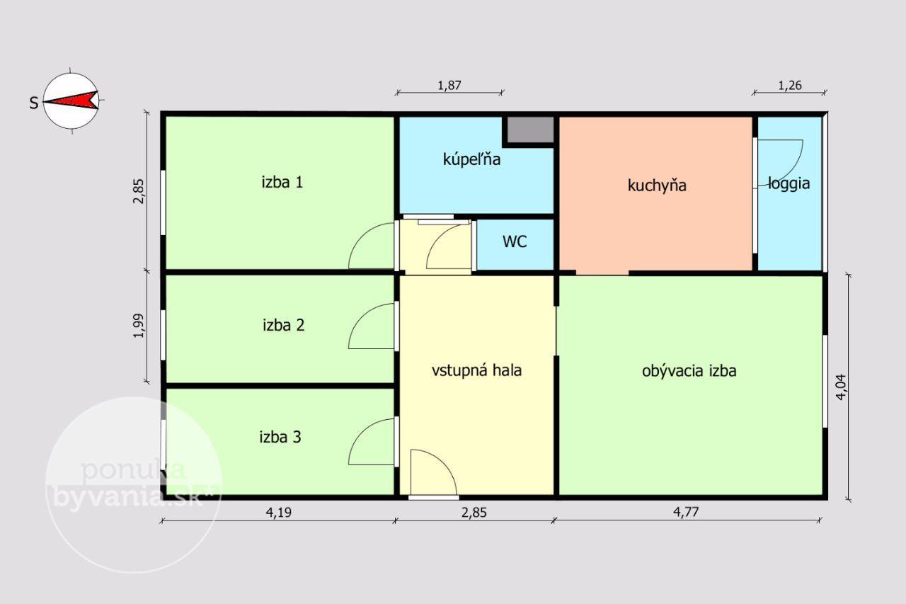ponukabyvania.sk_Bučinová_4-izbový-byt_archív