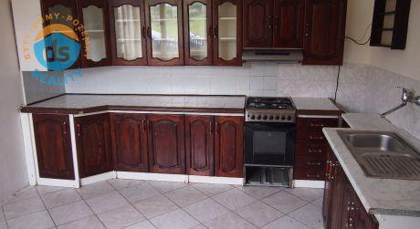 Na predaj rodinný dom 4+1, 1.112 m2, Žilina - Zádubnie