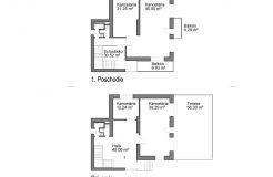 PRENÁJOM, Reprezentatívna vila Hlavatého, úžitková plocha 518 m2, 8 parkovacích státi, Staré mesto 10