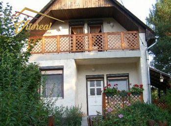 PREDANÉ - EXLUZÍVNE - Predáme rodinný dom - Maďarsko - Telkibánya