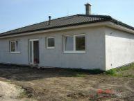 REALFINANC - 100% aktuálny! 4 izbový Rodinný Dom, BUNGALOV, Novostavba, zastavaná plocha 118,75 m2, pozemok 505 m2, Dolné Lovčice !!!