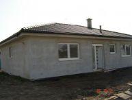 REALFINANC - 100% aktuálny! 4 izbový Rodinný Dom, BUNGALOV, Novostavba, zastavaná plocha 118,75 m2, pozemok 537 m2, Dolné Lovčice !!! !!!