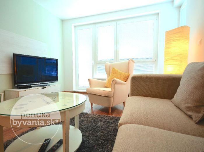 PRENAJATÉ - DROTÁRSKA CESTA, 2-i byt, 60,08 m2 – zariadený byt v lukratívnej NOVOSTAVBE MACHNÁČ, prestížne bývanie pri HORSKOM PARKU