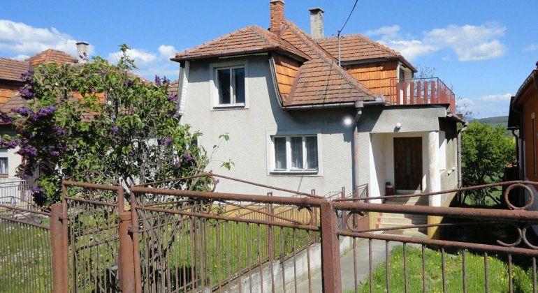 Rodinný dom v Bánovciach nad Bebravou