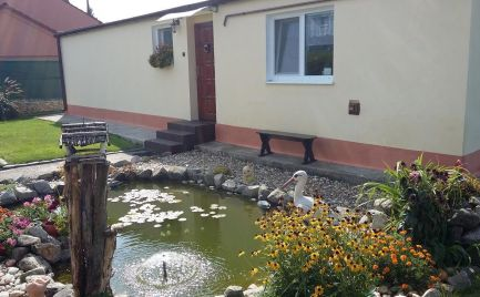Rodinný dom s krásnou záhradkou na predaj v obci Kvetoslavov, pri Šamoríne