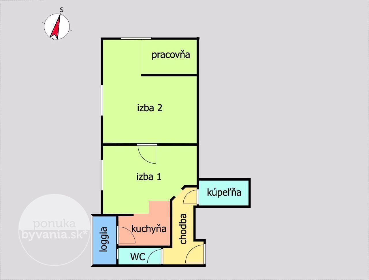 ponukabyvania.sk_Šancová_2-izbový-byt_KOVÁČ