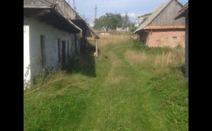 Ponúkame na predaj bývalú sedliacku usadlosť, Turčianske Teplice-Rudno