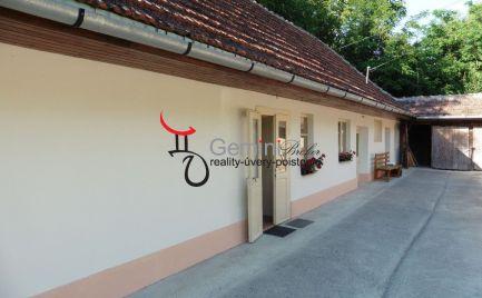 GEMINIBROKER Vám ponúka na predaj RD v Maďarsku v obci Pányok.