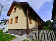 Novostavba rodinného domu v Liptovskom Trnovci