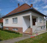 Priestranný rodinný dom Nemčice