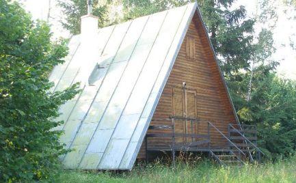 Rekreačná chata v Sučianskej doline pri Martine