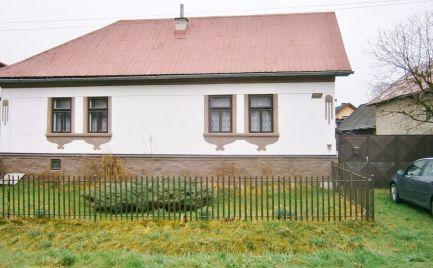 Rodinný dom s veľkým pozemkom 1.189 m2 v Lokci pri Námestove