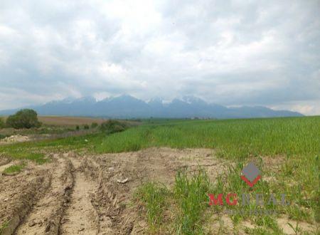 Predaj pozemku vhodného na pestovanie, či výstavbu chatky v Matejovciach