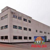 Sklad, Vlkanová, 760 m², Čiastočná rekonštrukcia